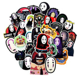 No Face - Spirited Away - Studio Ghibli - Stickers
