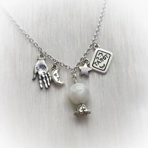 Fortune Teller Necklace
