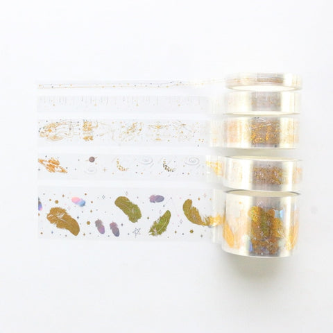 Foiled Washi Tape Sets