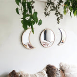 Moon Phase Mirrors