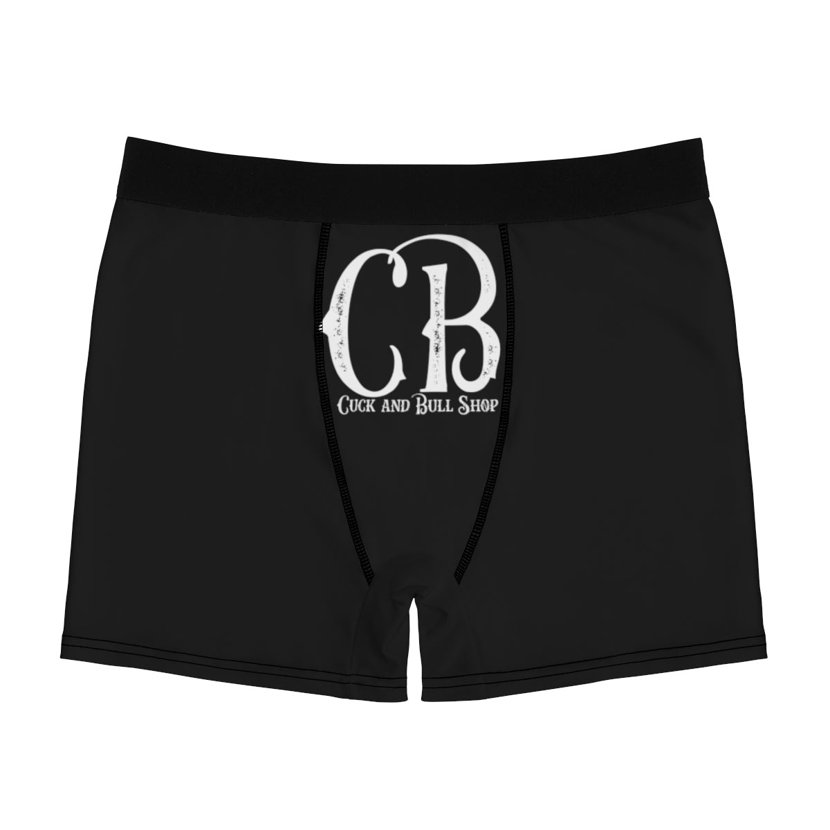 Cuckolding Threesome Symbol Open Relatoinshiop Men's Boxer Briefs