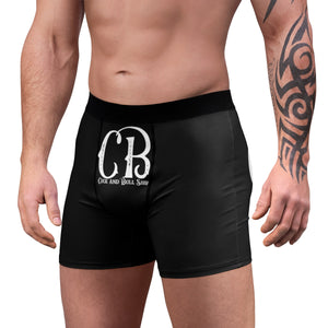 Owned BDSM Submissive Men's Boxer Briefs