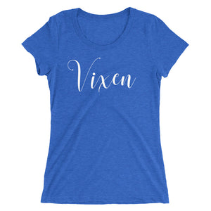 Vixen Fancy Ladies' short sleeve t-shirt - Cuck and Bull Shop