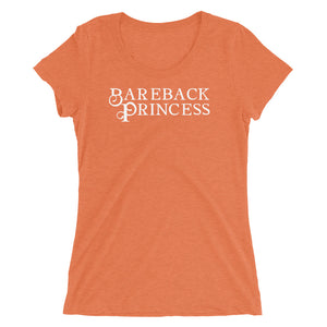 Bareback Princess Ladies' short sleeve t-shirt - Cuck and Bull Shop