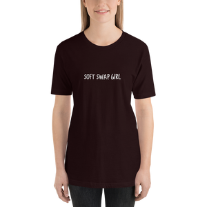 Soft Swap Girl Swinger Lifestyle Short-Sleeve Unisex T-Shirt - Cuck and Bull Shop