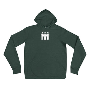 Sharing Is Caring Cuckolding Graphic Unisex Pullover Hooded Sweatshirt