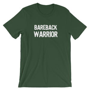 Bareback Warrior Short-Sleeve Unisex T-Shirt - Cuck and Bull Shop