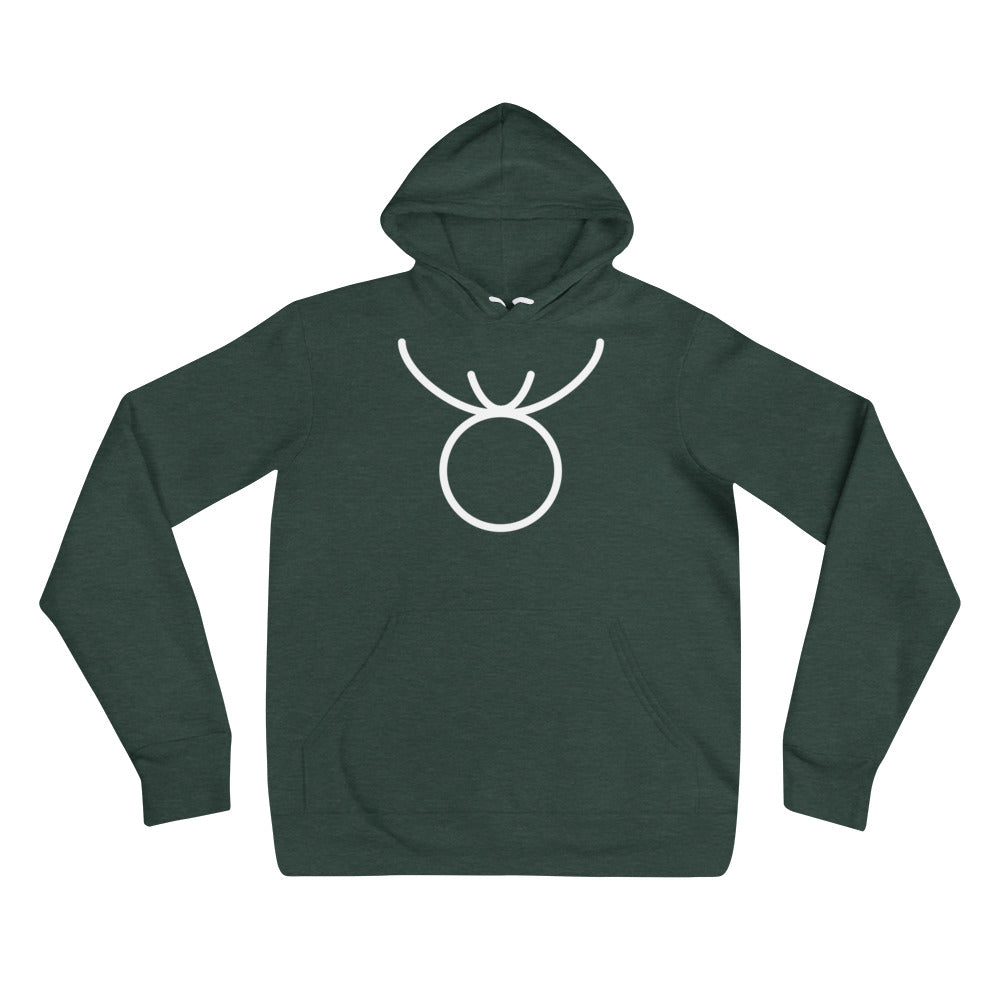 Cuckolding Bold Graphic Pullover Hooded Sweatshirt