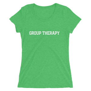 Group Therapy Ladies' short sleeve t-shirt - Cuck and Bull Shop