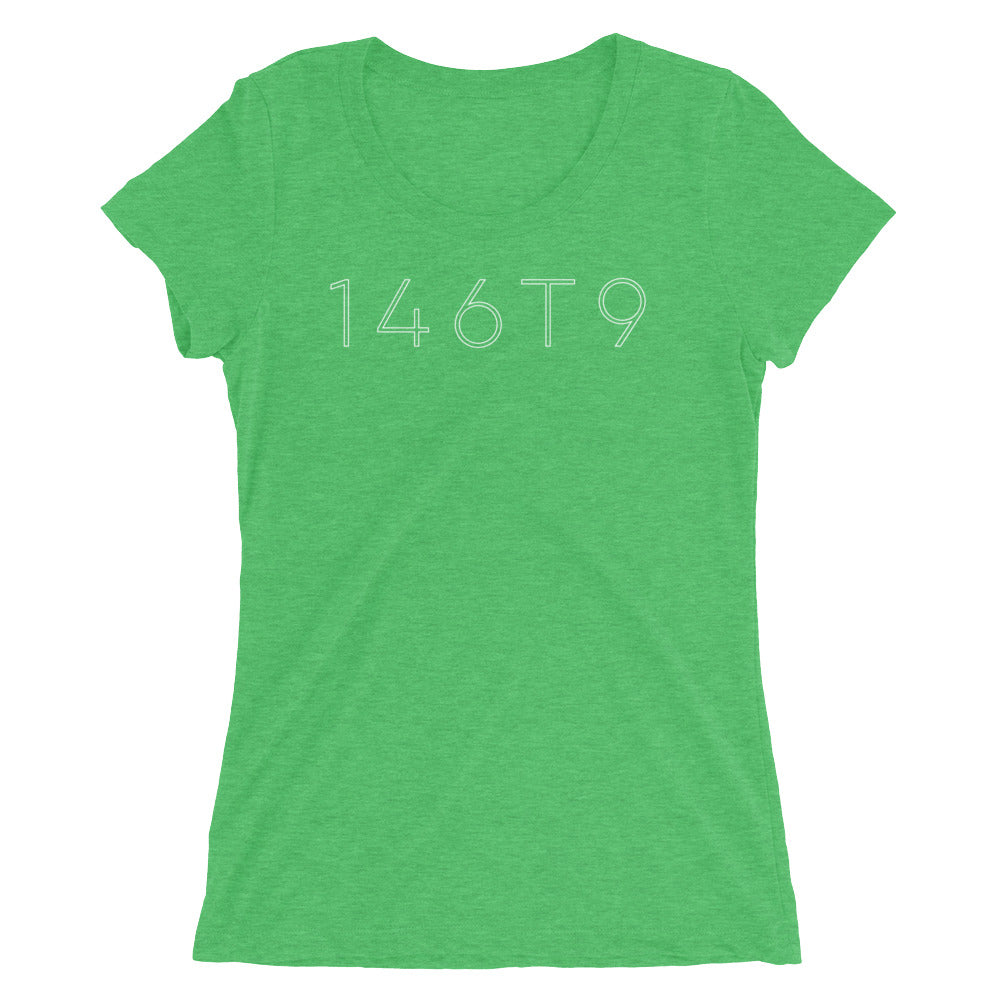 146T9 Funny Innuendo Ladies's Short Sleeve T-Shirt