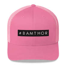 Load image into Gallery viewer, BAMTHOR Trucker Cap