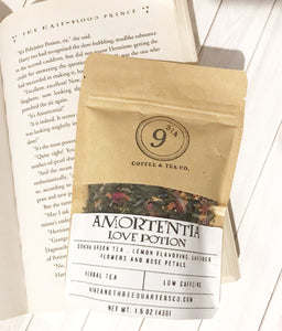 Amortentia Love Potion - 9 3/4 Coffee & Tea