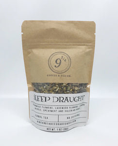 Sleep Draught - 9 3/4 Coffee & Tea