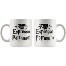 Load image into Gallery viewer, Espresso Patronum Mug - 9 3/4 Coffee & Tea
