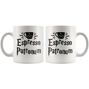 Espresso Patronum Mug - 9 3/4 Coffee & Tea