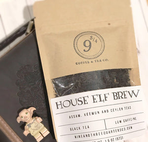 House Elf Brew - 9 3/4 Coffee & Tea