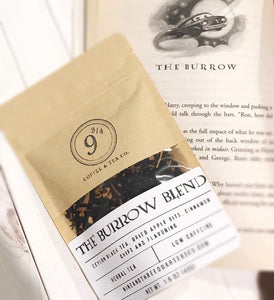 The Burrow Blend - 9 3/4 Coffee & Tea