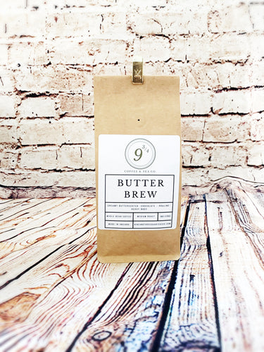Butter Brew - 9 3/4 Coffee & Tea