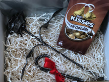 Load image into Gallery viewer, celebration box with Hersheys kisses