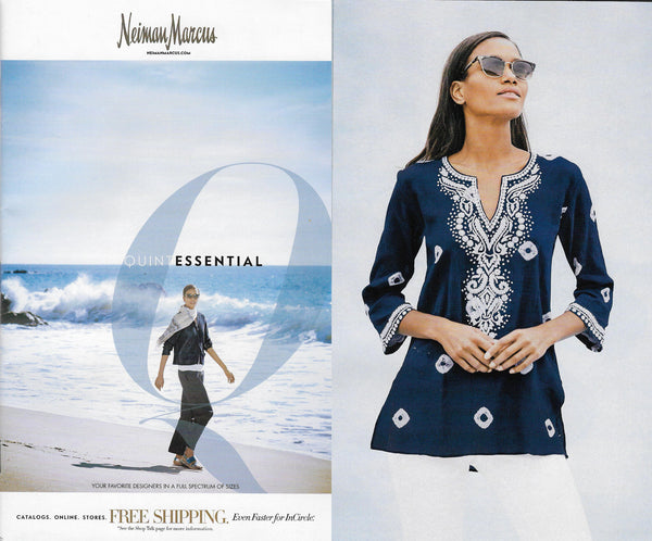 Sulu Collection in Neiman Marcus 2015 Style Guide