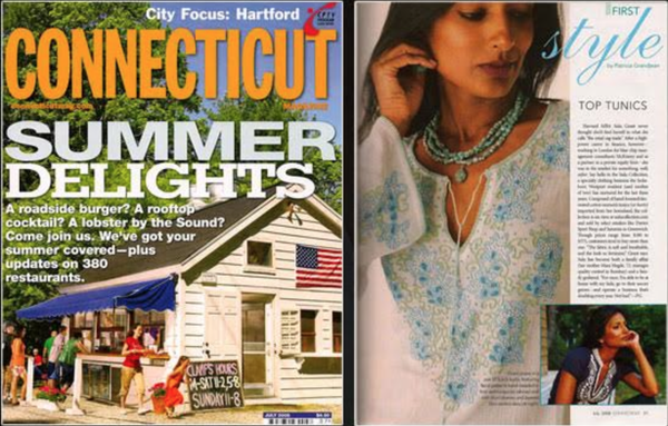 Connecticut Magazine, July 2008