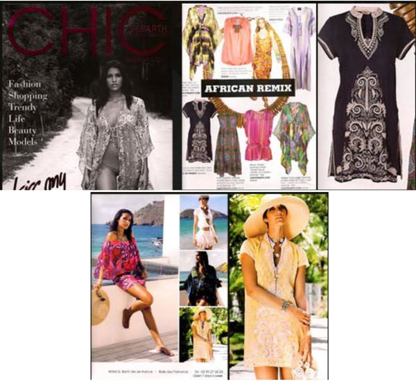 Chic St. Barth Fashion Guide 2010