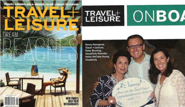 Sulu Collection in Travel + Leisure Magazine