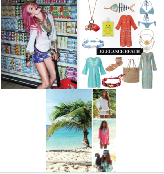 Sulu Collection In CHIC St. Barth's Magazine