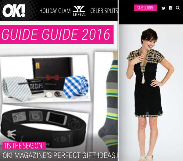 OK! Magazine 2016 Gift Guide