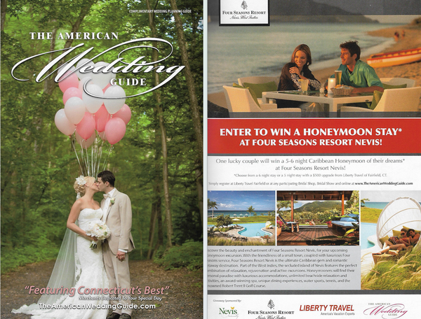 Sulu Collection Featured in The American Wedding Guide