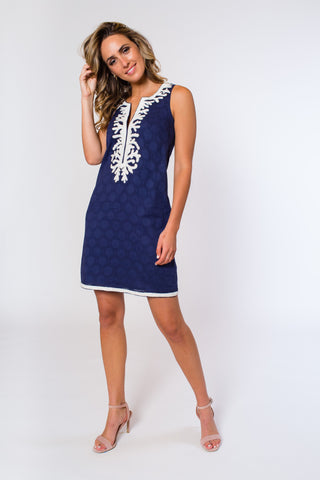 Mustique Dress (lined) (sleeveless)