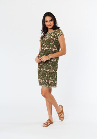 Annabelle Dress (cap sleeve)