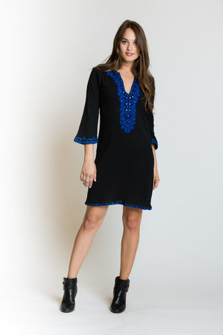 Alex Dress (3/4 sleeves)