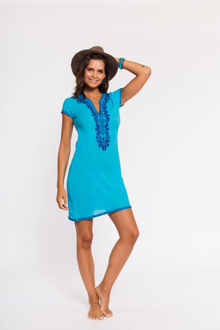 Alex Dress (cap sleeve)