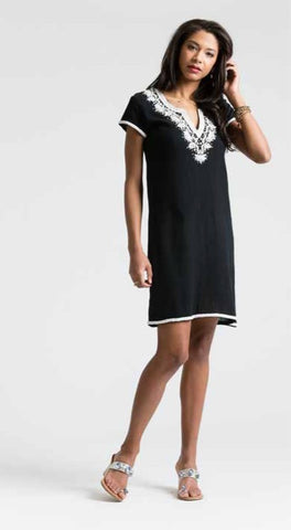 Faye Dress (cap sleeve)