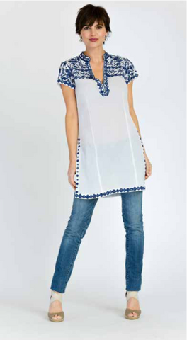 Brandy Long Tunic