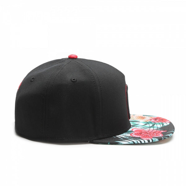Snapback CEE FLOWERS - Purple Drank Shop - 1
