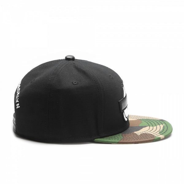 Snapback DEFEND BK - Purple Drank Shop - 1