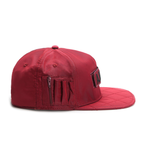Snapback FLIGHT Roja - Purple Drank Shop - 1