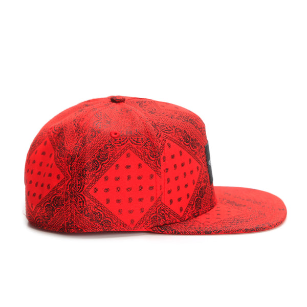 Snapback PAIZ Roja - Purple Drank Shop - 1