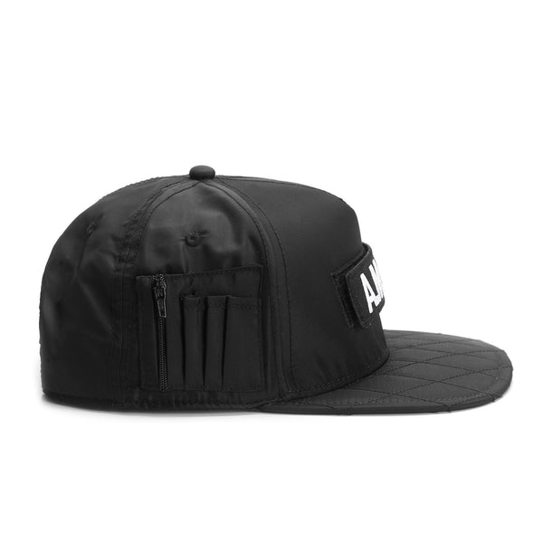 Snapback FLIGHT Negra - Purple Drank Shop - 1