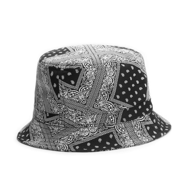 Bucket hat PAIZ Negro - Purple Drank Shop - 1
