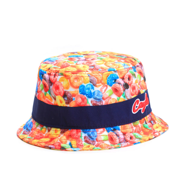 Bucket hat GOOD MOODS - Purple Drank Shop - 1