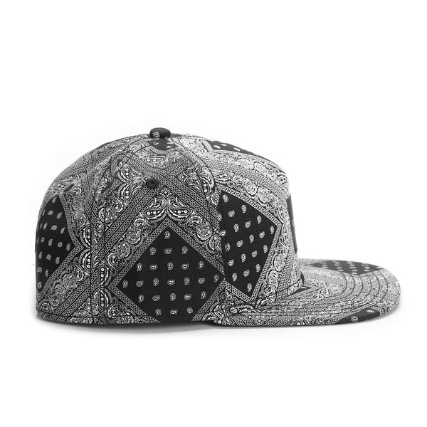 Snapback PAIZ Negra - Purple Drank Shop - 1