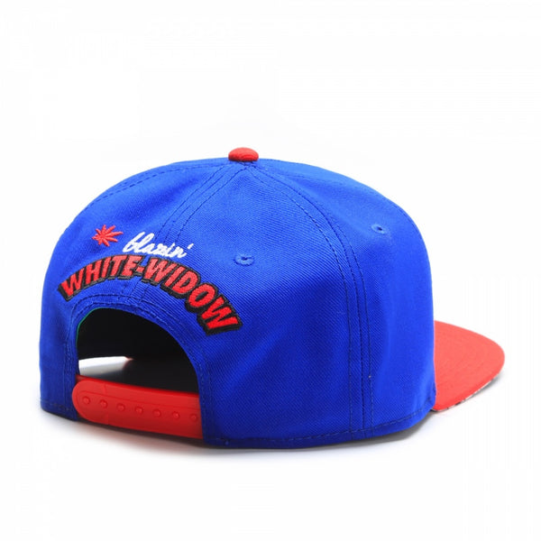 Snapback WHITE WIDOW - Purple Drank Shop - 1