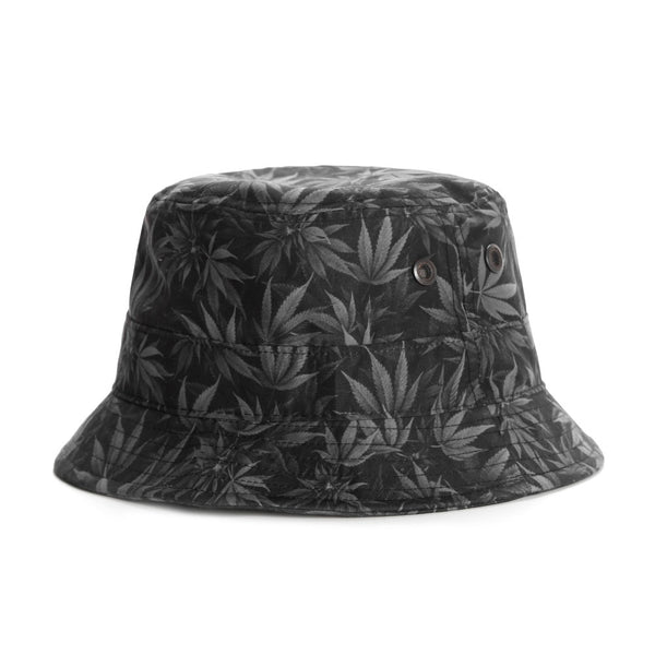 Bucket hat BLUNTED (Negro) - Purple Drank Shop - 1