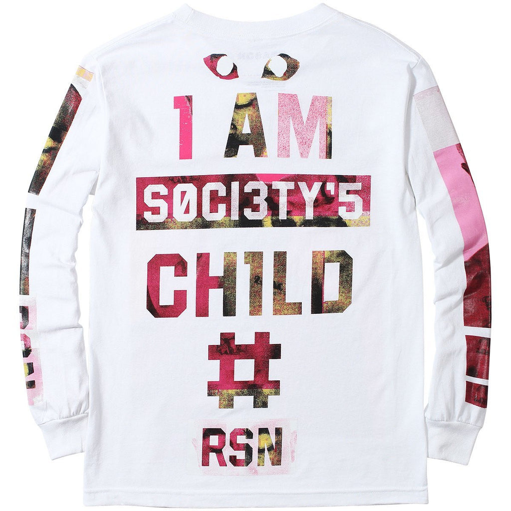 Camiseta manga larga SOCIETY'S CHILD - Purple Drank Shop - 2