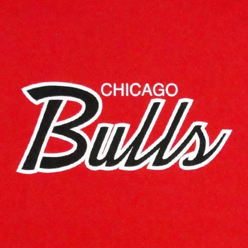 Crewneck CHICAGO BULLS Script (Rojo) - Purple Drank Shop - 1