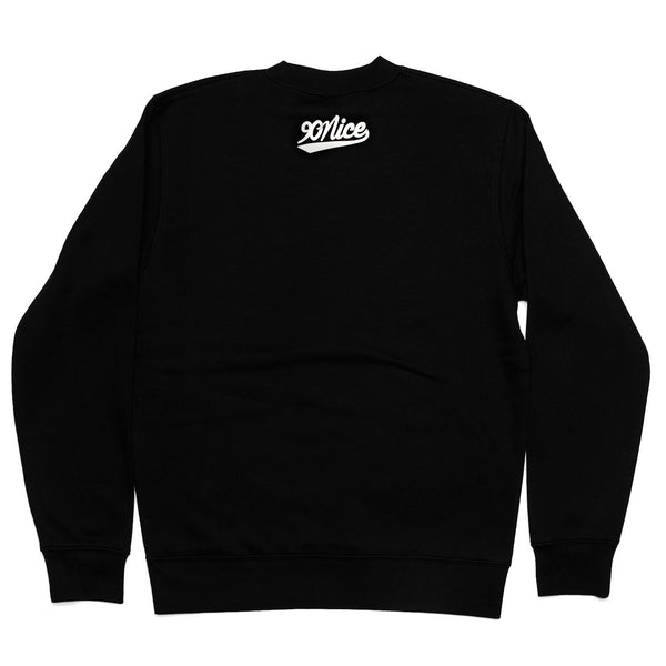 Crewneck GOLDEN ERA (Negro) - Purple Drank Shop - 1