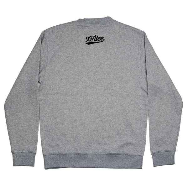 Crewneck GOLDEN ERA (Gris) - Purple Drank Shop - 1
